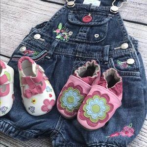 Bottoms Modest Baby Gap Jeans 0-3 Months.